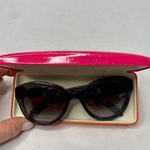 kate spade Accessories - Kate Spade Cat Eye Sunglasses in Case Gently Worn